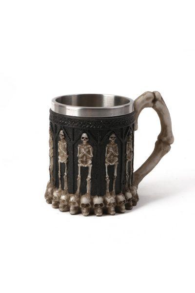 30. skelett kopp