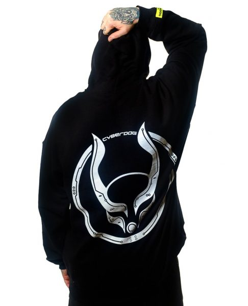 2. Cyberdog hoodie